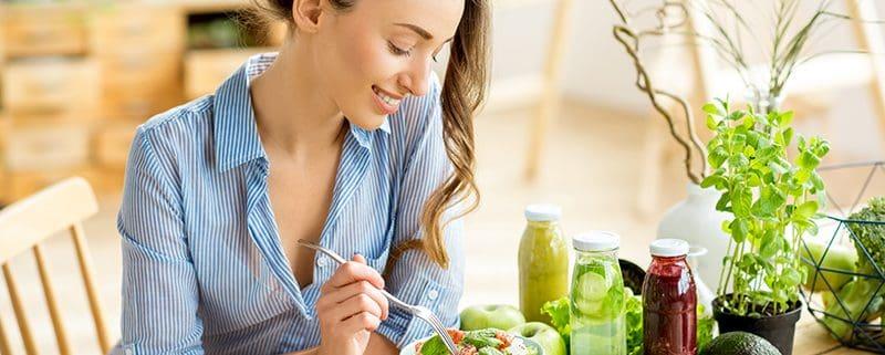 Fit durch Ernährung