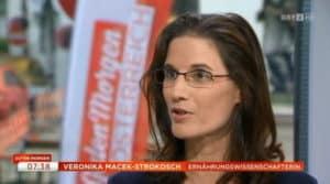 Mag. Veronika Macek-Strokosch Guten Morgen Österreich-Organuhr