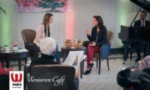 Mag. Veronika Macek-Strokosch, w24 Senioren Café 201811