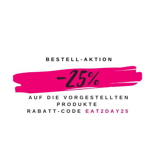 AllergoSan 25% Bestell-Aktion