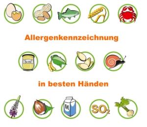 Allergenkennzeichnung Gemeinschaftsverpflegung Gastronomie