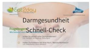 Darmgesundheit Schnell-Check