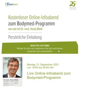 Bodymed Info-Abend